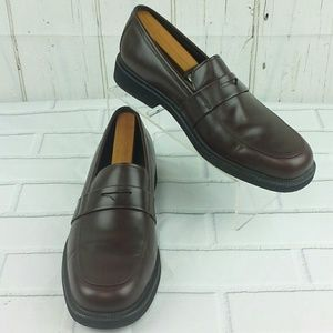 Rockport Classic Lite 2 Penny Loafer Brown Sz 11.5